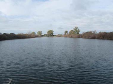 Propuesta de clasificación para legalización de una presa de riego en Sevilla