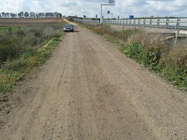 """Proyecto de construcción del camino """"Córdoba a Fernán Núñez"""". Córdoba"""