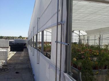 Reparación y ampliación de centro de jardinería