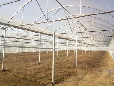 Suministro y montaje de invernadero para semillero de 2430 m2 en Toledo