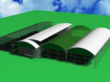 Diseño, suministro y montaje centro de jardinería (garden center) en Toledo